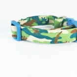 Gecko Camouflage Dog Pet Collar