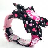Fuschia Medallion Dog Pet Collar