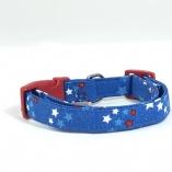 Patriotic Dog Pet Collar