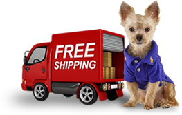 free shipping for pet clothes in USA