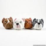 Pit Bull Terrier Dog Breed Magnet Gift Set #2