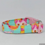 Strawberry Kitty Designer Dog Pet Collar
